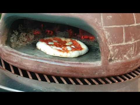 Argos Mexican clay pizza oven