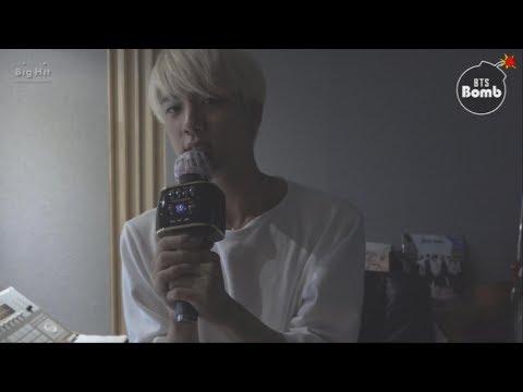[BANGTAN BOMB] JIN's 'Epiphany' practice - BTS (방탄소년단)