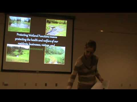 Native Plant Night- Wetlands in Our Community