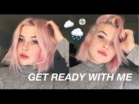 get ready with me - highschool (sophomore) | okaysage