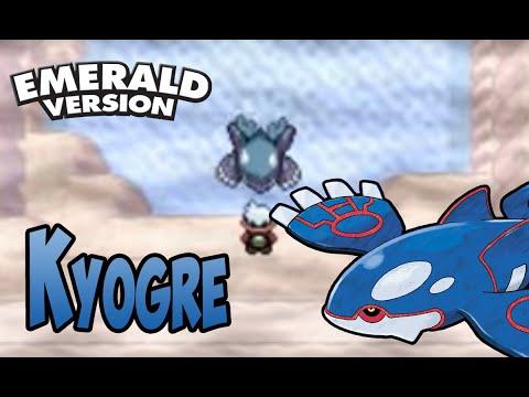 Pokémon Emerald Walkthrough Part 42 - Catching Kyogre