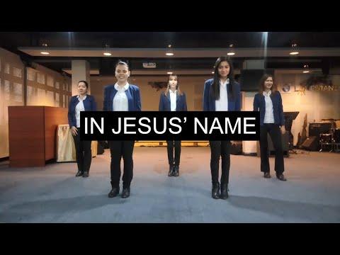 [FOCIM] In Jesus' Name | Dance Video