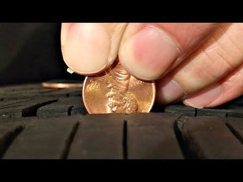 When to change your tires