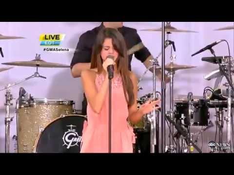 Selena Gomez - Love You Like A Love Song (GMA Summer Concert Series)