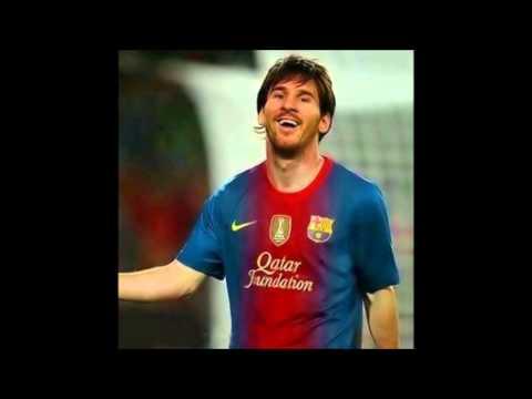Lionel Messi 2011-2012 Photos
