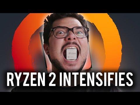 UNORIGINAL RYZEN 2 UNBOXING!!