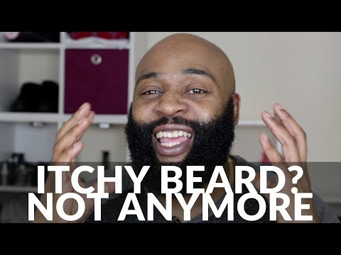 Stop your beard from itching when growing and in the night