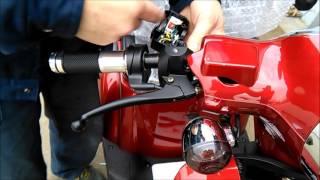 Z-Tech Bike automatyczne włączenie świateł ZT-15-B