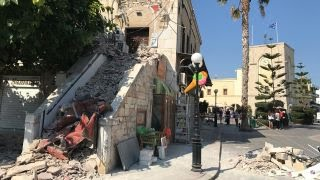 Deadly 6.7 earthquake rattles Greece and Turkey