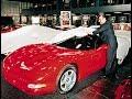 C5 Corvette Building The Fifth Generation Corvette VHS Movie