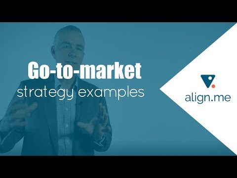 Go-to-market strategy examples