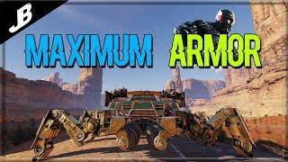 Crossout - This is why everybody needs to get a Mammoth