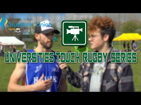 Universities' Touch Series at the University of Bath