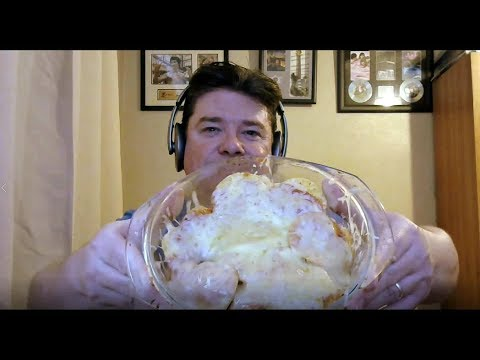 ASMR MUKBANG Eating Cheesy Layered Nachos 🧀💥