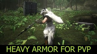 BEST Medium Armor & Attributes for PvP (Tips and Tricks