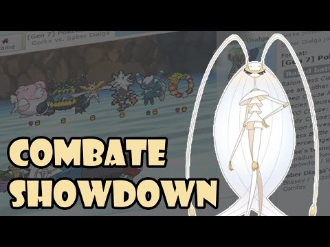 Pokémon Showdown | Sol y Luna | Probando a Pheromosa