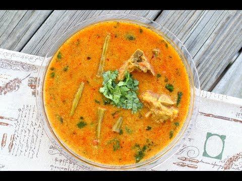 ✅Sozni Ki Kadhi Hyderabadi | सुज़नी की कढी | سوزنی کی کیڈی | Drumstick Mutton Recipe