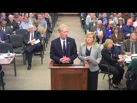 ODOT Commission Meeting- March 5, 2018