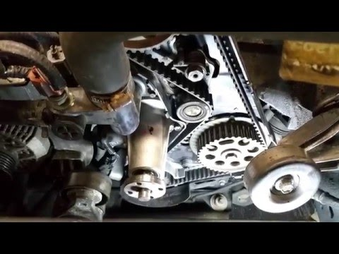 Ford 2.3/2.5 Common timing belt mistake! Watch before doing timing belt!