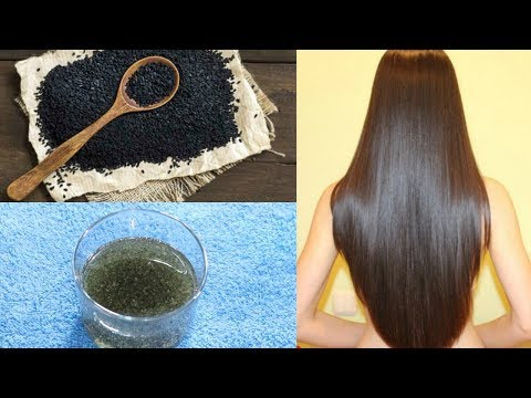 How To Make Kalonji Hair Oil To Grow Your Hair Fast, Long & Thick