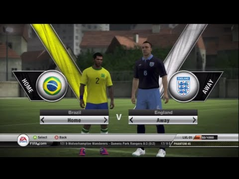 FIFA 12: Four Americans, One Cup... of FIFA