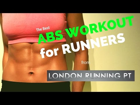 Abs workout for runners