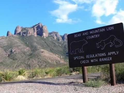 Big Bend National Park Trip (video 3) - Terlingua to Chisos Basin