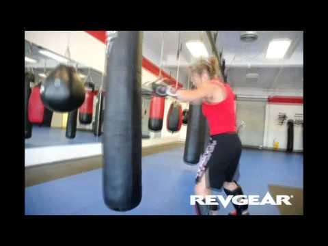 Cyborg Santos Gel Shinguards for MMA Video Demo
