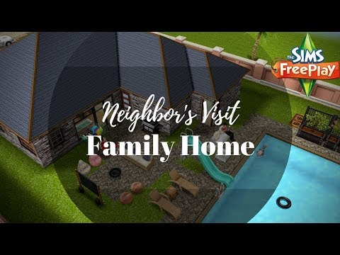 One Storey Family Home By Devin John | Sims FreePlay