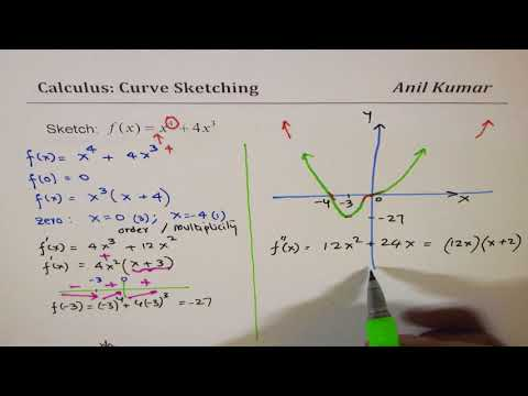 Calculus Curve Sketching Algorithms What to Avoid to Save Time
