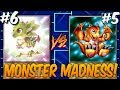 Monster Madness 2019 AFTERMATH!: BABY GAURDRAGONS vs DINOSAURS! ( March Madness Aftermath Yugioh)