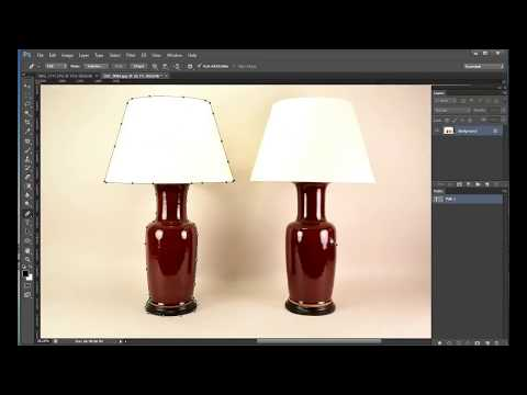 How To Quickly Draw A Clipping Path using Photoshop CS6