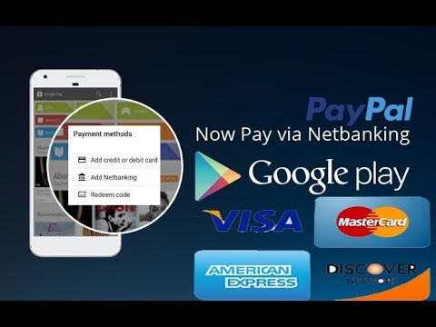 Add Credit Card on Google Account & Purchases Any app on google Play store and pay easily