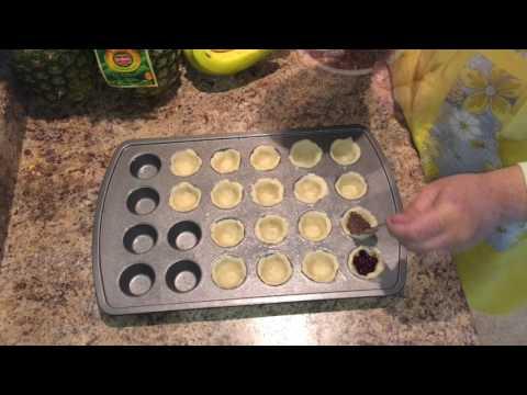 Blueberry Pie Cookies