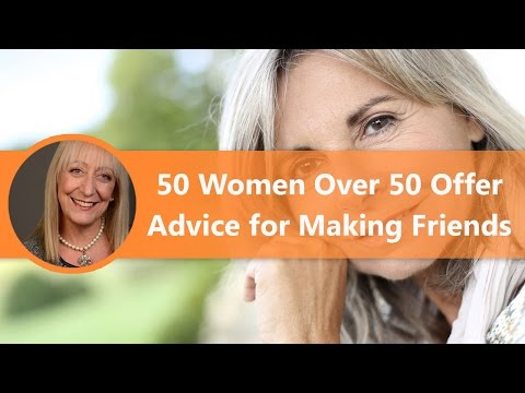 How to Make Friends as an Adult According to 50 Women Over 50