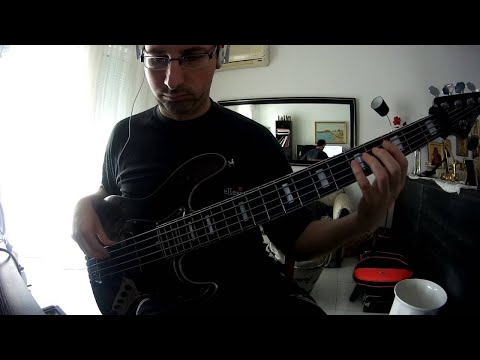 laco tayfa - Bass lesson - Atmaca (Part II )please watch after 40 sec