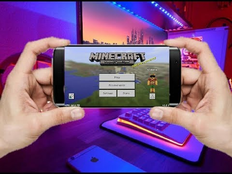 CLICK HERE TO PLAY MCPE WITH ME || MCPE MULTIPLAYER IOS/ANDROID