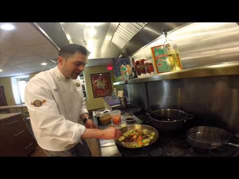 Braising a Yankee Pot Roast