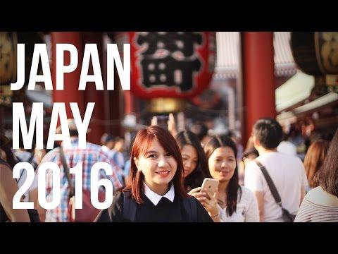 Japan (Kyoto, Kobe, Osaka, Tokyo) 2016