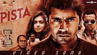 Neram | Pista The Run Anthem Video Song (Movie Version) | Nivin Pauly, Nazriya Nazim