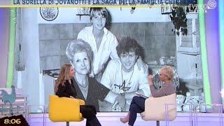 La sorella di Jovanotti e la saga della famiglia Cherubini