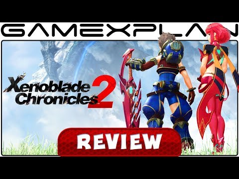 Xenoblade Chronicles 2 - REVIEW (Spoiler Free!)
