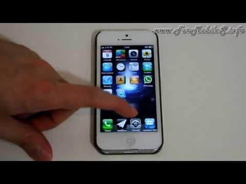 Installazione del Google Play Store sul clone dell'iPhone 5
