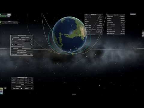 Kerbal Space Program - Molniya Orbits and Constellation Tutorial (Fun With Orbits Ep.1)