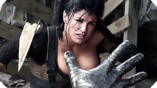 DEADPOOL - Colossus VS Gina Carano CLIP