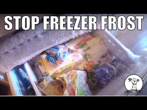 Fixed: Frost Buildup In The Freezer Causes