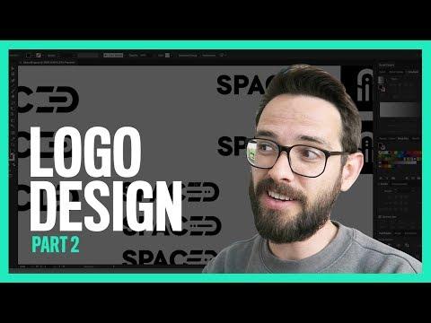 Logo Design Process p.2 #SPACEDchallenge