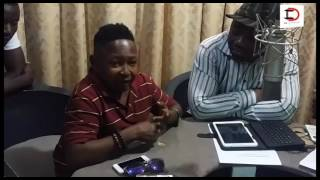Wayoosi Tells how he nearly lost his life