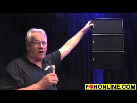 NEXO GEO M6 Line Array Speakers
