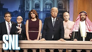 Download Trump Argentina Cold Open - SNL Video